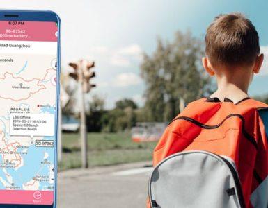 GPS fürs Kind
